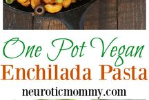One-Pot Vegan Meals / Easy and delicious vegan meals made in one pot.