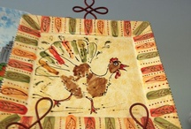 PYOP Thanksgiving / Ideas and inspiration for creating Thanksgiving crafts at paint your own pottery studios!