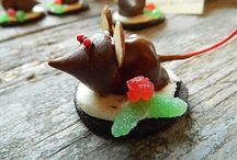 Christmas: Food Fun (treats, gifts, craft) / by TraciMarie Bryant Bunkley