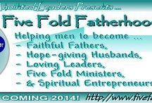 Fatherhood, Husband, Leadership