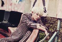 Chanyeol Park / Happy Virus, Yoda, Warm Heart, EINSTEIN OPPA, LOVE CHANYEOL <3
