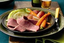 St. Patricks Day Meals / Celebrate the Irish in style.