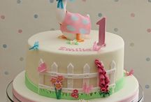Decorated cakes / Any lovely cakes