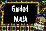 Math - Workshop/Guided Math