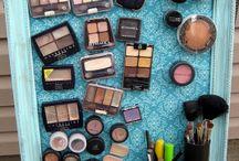 Cool Beauty Storage Ideas
