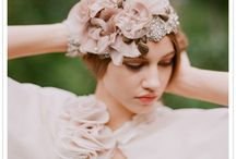 Bridal hair couture / Bridal hair fashion