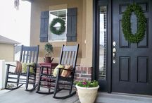 beautify the porch / by Maureen Redeker