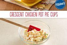 Cresent roll recipes / Cresent roll recipes