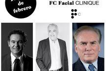 Novedades FC Facial CLINIQUE / Tablero corporativo de FC Facial CLINIQUE para anuncios de eventos y novedades.