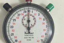 Vintage Stopwatches