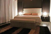 Dormitorio Roxana y Walter / Te mostramos el diseño y deco en el dormitorio de Roxana
