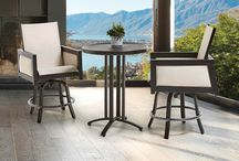 Castelle Tables / Designer Outdoor Furniture - Table Collections