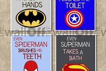 Superhero Classroom / by Matt Walter
