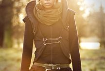 That Girl is a Problem / Costuming for hip-hop routine; post-apocalyptic, diesel punk style