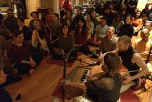 Mobile Uploads / Various events at The Bhakti Center.