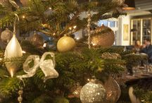 Feeling festive at Kentisbury Grange / Check out our stunning Christmas decorations by Just Trio in Barnstaple