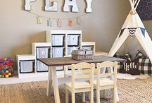 LaRea's GrandKids Play Room