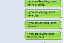 rolig text