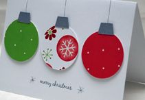 Cards - Christmas / by Trisha Klowak