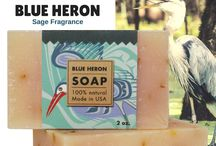 Soaps / Handmade soaps from the Pacific Northwest.