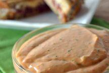 sauces/dips