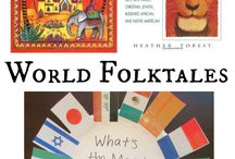 Folktales, Fairytales, Myths and Legends