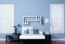 Home - Styling Blue Walls
