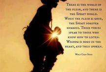 Faith, Belief, Spirituality