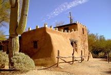 Arizona and Monument Valley