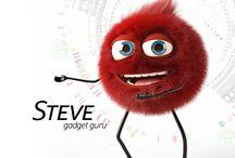 TechFreaks / Συνάντησε τους Steve, Bill, LEDy, Elvis, Palette γιατί στο Πλαίσιο είμαστε λίγο #TechFreaks: http://www.plaisio.gr/Campaign/2015-techfreaks.htm