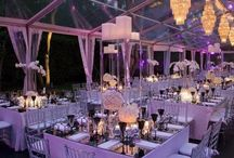Beautiful Wedding Marquees / Beautiful marquees to make your day..