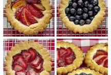 Yummy snacks or dessert ideas/recipes. / by Jessica Still