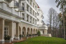 Hotele w Polsce / Hotels in Poland
