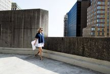 Masha Lopatova / Masha is a fashion industry specialist and founder of Fashion IQ in New York