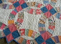 Quilts keep us warm