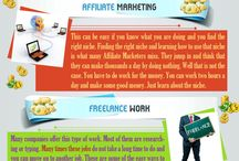 Work & Make Money from Home / Ways to work and make money from home