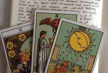 tarot cards & spreads