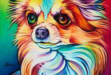 Paint Animals