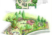 School garden design ideas
