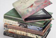 Kindle-mania / Kindle tablets, e-readers, books and media