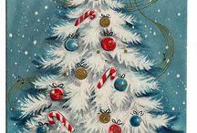 vánočníý stromy