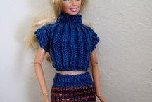 Barbie - Hereknitterknitterknitter