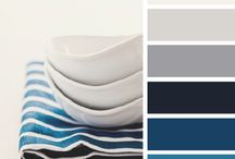 colour combo / Things that inspire great colour combinations for interiors, decorating and styling....