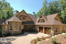 Great First Impressions / Front home entrances that are appealing and grand. #auburnhomesforsale #opelikahomesforsale #auburnrealtor #opelikarealtor #realtor #alabamarealestate #homestaging #curbappeal