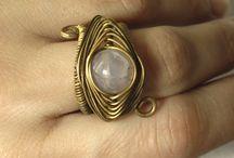 WIRE (ANTONELLA GENIO Creations) / Wire jewelry