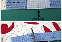 binding quilt