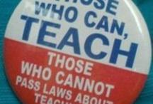 Funny, Motivating Stuff for Teacher / by Melissa Rosbert