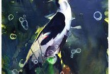 Állat ábrázolás festményeken .Animals paintings from others