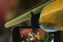 Shotgun Smartphone Video Camera Mount / Attach this camera mount to your shotgun to video record your shot