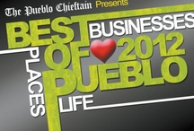 Best Of Pueblo: Life / Pueblo Chieftain readers share all the wonderful things about living here, from favorite burger joint and pizza place, to the best street party and spot to take the kids on a Saturday afternoon. It looks at the community we love to live, work and play in.